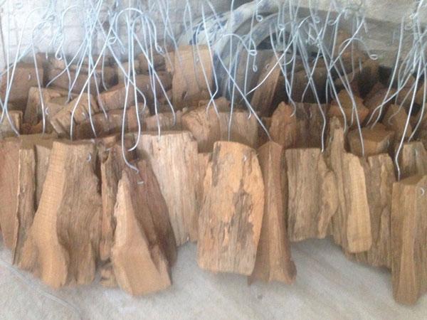 gỗ bầu ghép lan 1