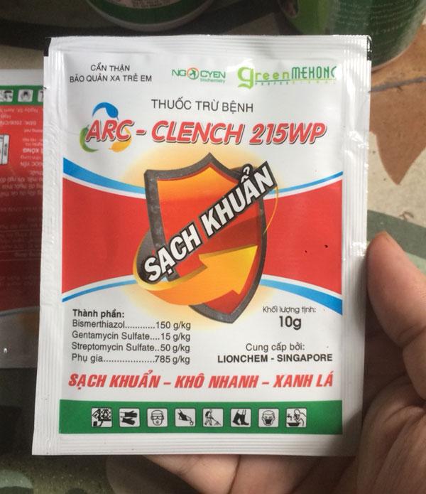 sạch khuẩn arc