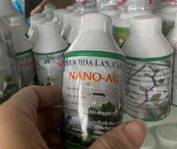 Nano bạc diệt khuẩn hiệu quả