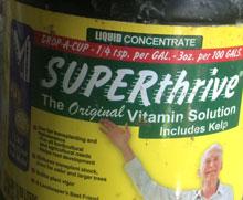 Super thrive thuốc tưới lan